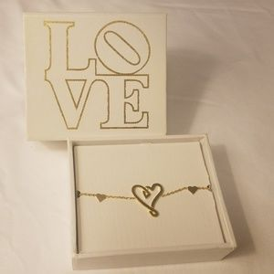"Citizens of Humanity ""LOVE"" bracelet"